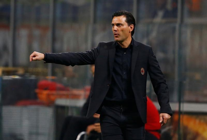 Milan sacks Vincenzo Montella, appoints Gennaro Gattuso as interim coach