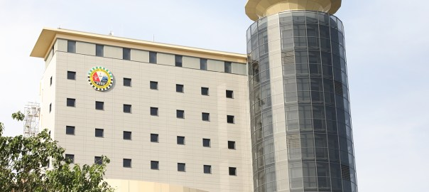 PTDF Building in Abuja