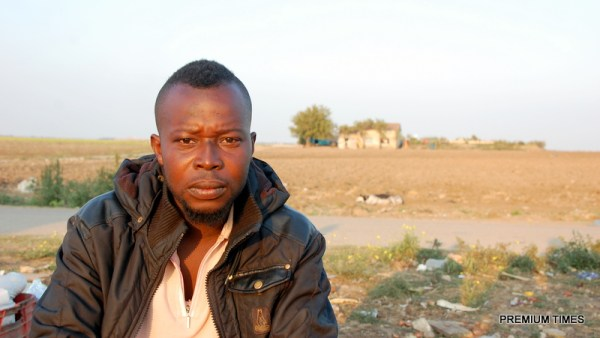 Paul Immanuel in Ghetto Ghana, Italy