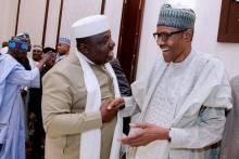 Rochas and Buhari