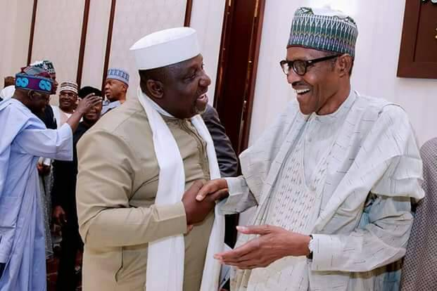 Rochas and Buhari