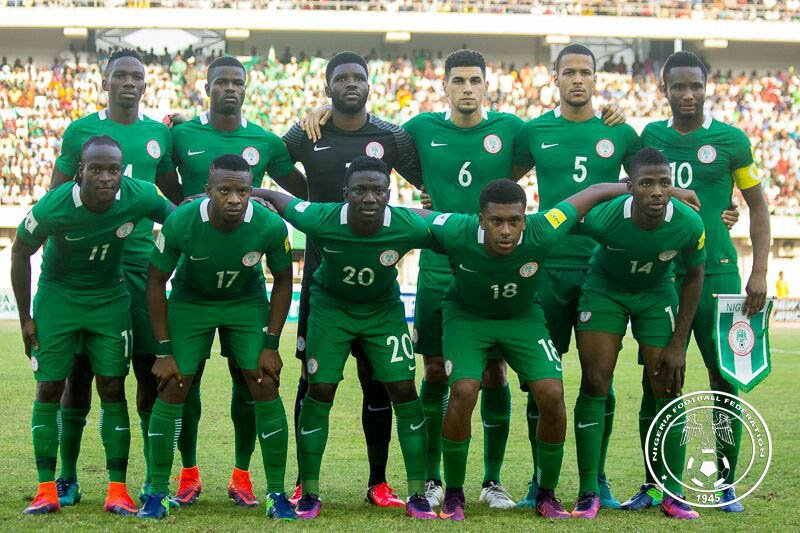 argentina vs nigeria live updates mikel leads super eagles against two time world champions