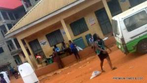 08.59am: Abubo nnewi central school nnewi ichi with 14 PUs all set for election as at 8:45 #snapandsend #nnewinorth