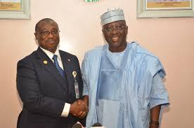 Dr Baru and Gov Al-Makura