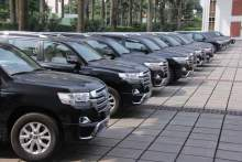 Cars purchased by Rivers state government for federal lawmakers from the state