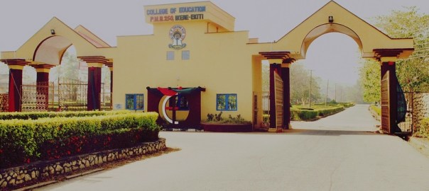 College of Education, Ikere-Ekiti