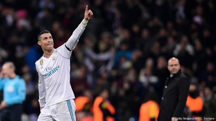 Ronaldo eyes Champions League three-peat with Real Madrid