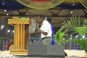 Paster E.A Adeboye, General Overseer of RCCG.
