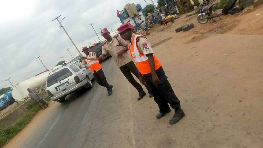 FRSC Officials 2