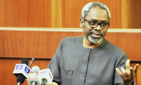 Majority Leader of the House of Representatives, Femi Gbajabiamila. [Photo credit: Concise News]
