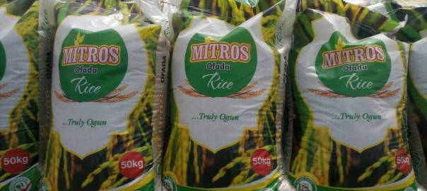 Locally produced Rice in Ogun State