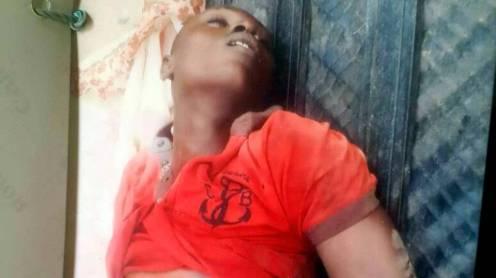 The deceased, Farooq Olusegun