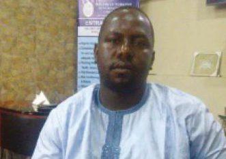 Kannywood actor, Ibrahim Bauni.