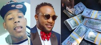 Kcee also stole an Instagram photo