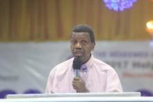 Pastor EA Adeboye