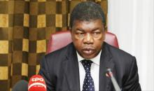 Angola's President João Lourenço. [Photo credit: Canal 82 - blogger]