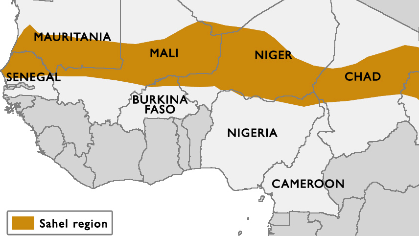 Sahel-region