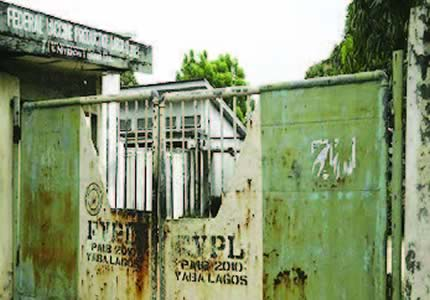 Federal Vaccine Production Laboratory, Yaba, Lagos