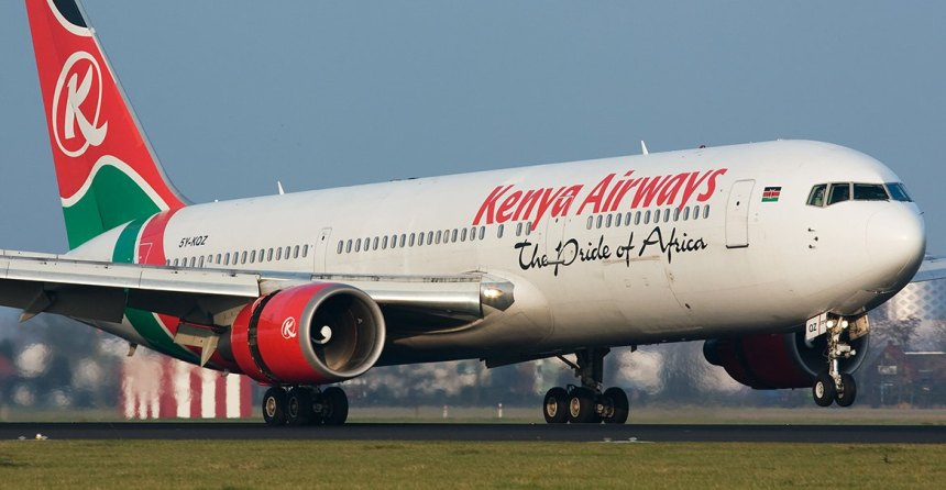 Image result for Kenya Airways