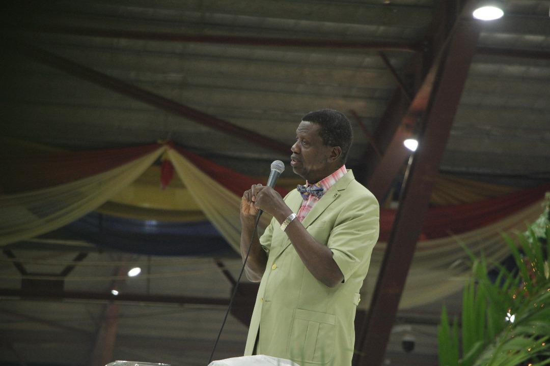 Pastor E.A Adeboye [Photo: Segun Komolafe, CEO SK enhanced image ventures]