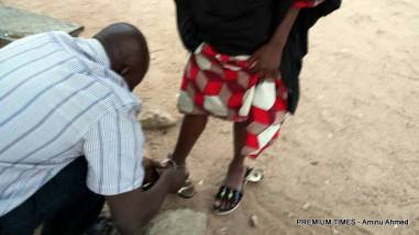 Teenage girl allegedly tortured, chained by guardian.