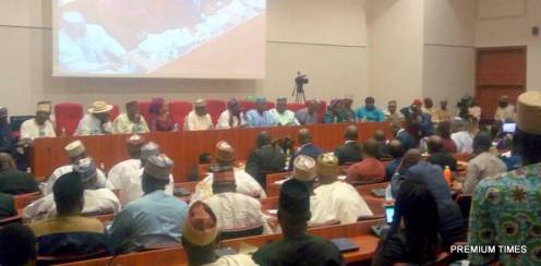 Nigerian Senate probes fuel scarcity.