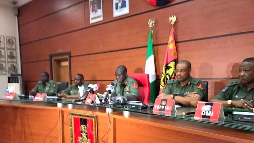 Image result for 38 dismissed Nigerian Army officers drag FG to ECOWAS court