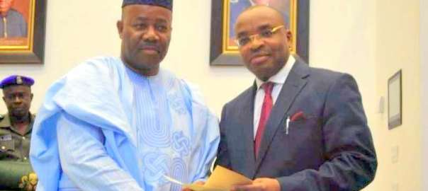 Akpabio and Udom