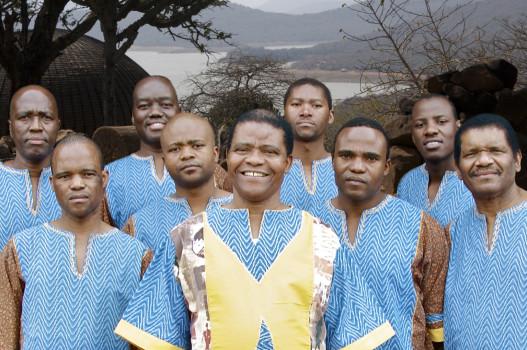 Legendary group Ladysmith Black Mambazo win Grammy