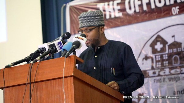 Dr. Yemi Kale, Statistician-General of the Federation/CEO, National Bureau of Statistics