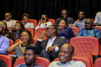 Freedom Foundation screens 'Lagos Dairies' in Lagos