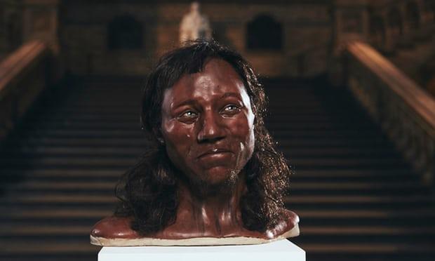 First modern Briton had dark skin, blue eyes, shows DNA