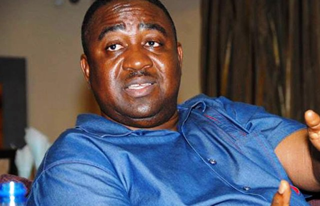 Former governor of Benue State, Gabriel Suswam.(Photo Credit: Daily Post)