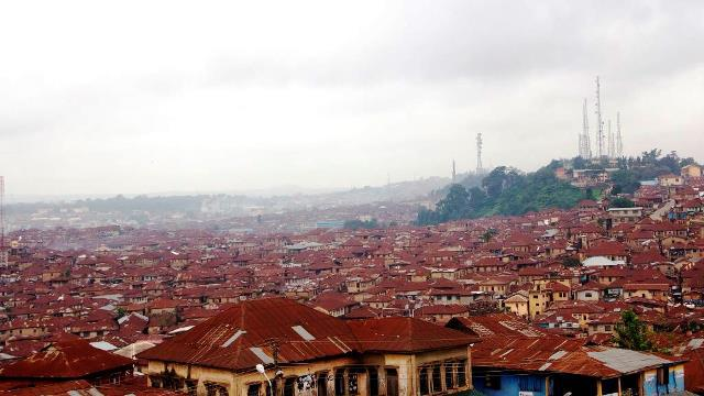 A picture of Ibadan used to illustrated the story (Photo Credit: ICiR)