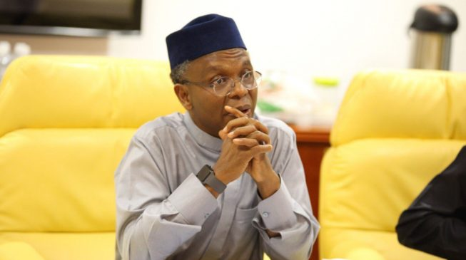 Kaduna APC faction 'queries' el-Rufai, 'suspends' commissioner