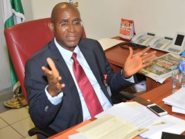Senator Ovie Omo-Agege, Delta-APC. [Photo credit: THISDAYLIVE]