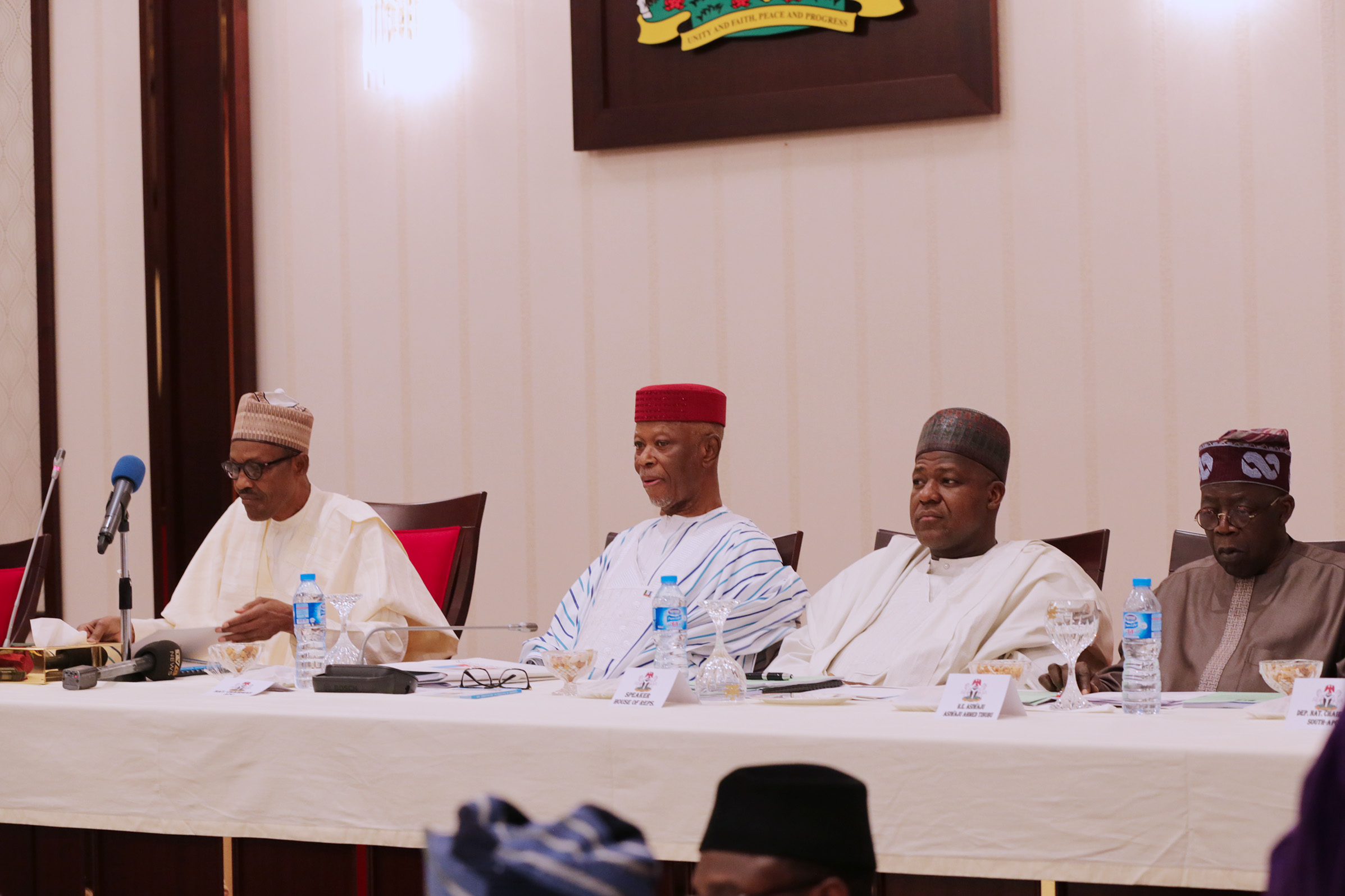 APC national executive committee meets over restructuring, others today