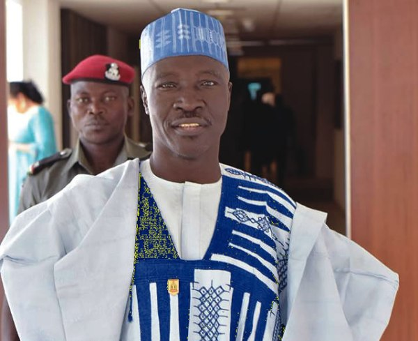 Senator Ali Wakili. [Photo credit: TOS TV NETWORK]