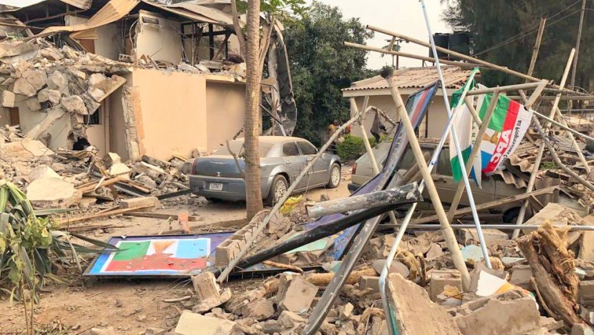 Image result for Kaduna APC Faction Structure Violated Land Use Law- Govt