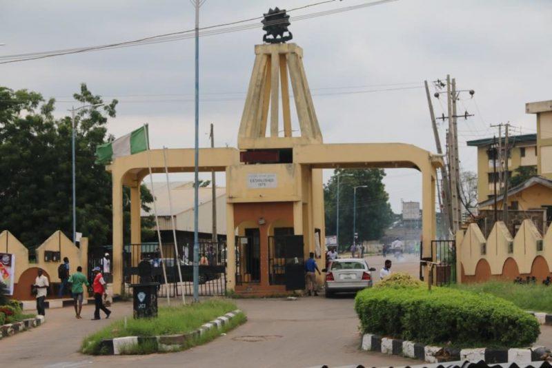 The Polytechnic, Ibadan [Photo Credit: Independent Newspapers Nigeria]