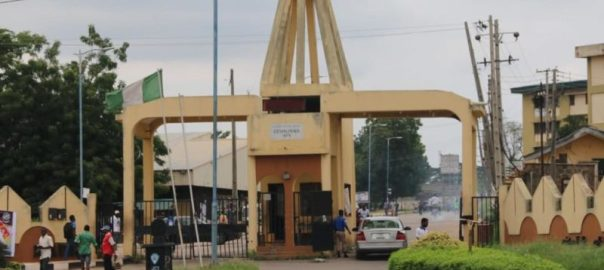 The Polytechnic, Ibadan [Photo Credit: Independent Newspapers Nigeria]