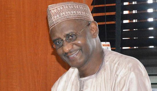 Executive Secretary of the National Health Insurance Scheme, Usman Yusuf