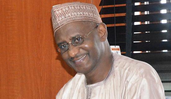 Executive Secretary of the National Health Insurance Scheme, Usman Yusuf