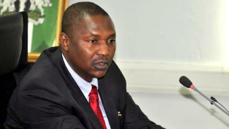 How Attorney-General Malami stalled N5.7 billion corruption case against  former govt officials | Premium Times Nigeria