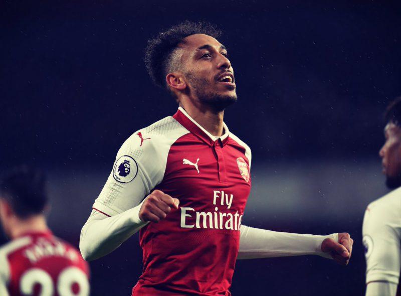 Aubameyang help Arsenal sink stubborn Burnley