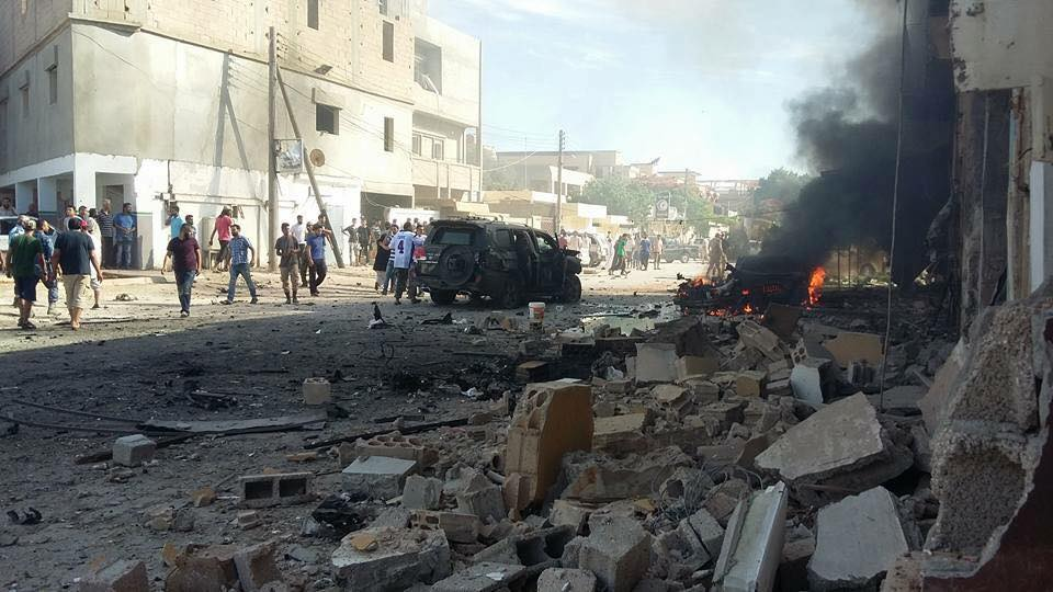 Libya: Twin Bombings Kill Two, Injure Dozens