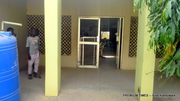 Primary Health Center, Shuwaki, Kunchi LGA. Kano state