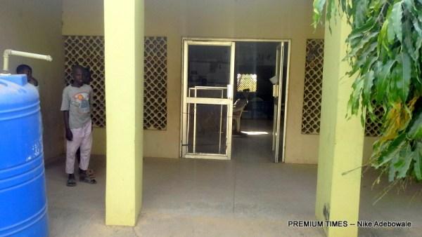 Primary Health Center, Shuwaki, Kunchi LGA. Kano state