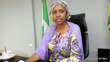 Hadiza Bala Usman, Managing Director of the Nigerian Ports Authority