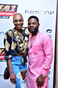 Daala Oruwari and FALZ